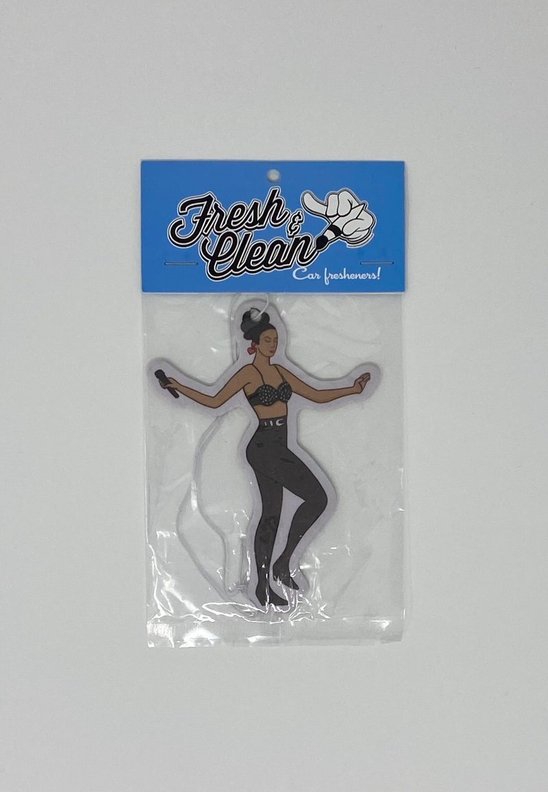 "Selena ""El Washing Machine"" Car Freshener"