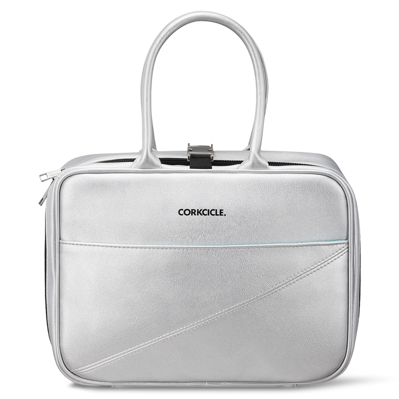 Baldwin Boxer Lunch Box - Silver