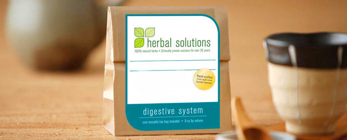 Herbal Solutions-Digestive System