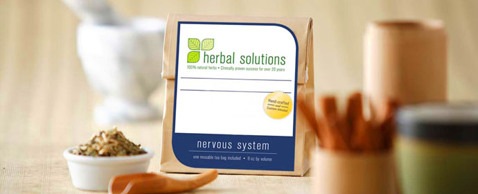 Herbal Solutions-Nervous System