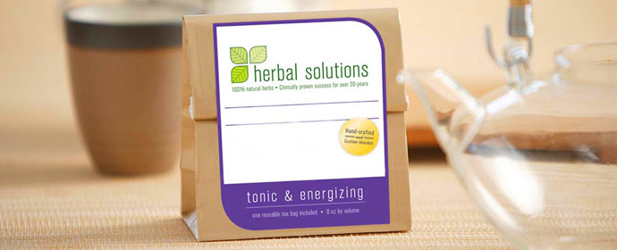 Herbal Solutions-Tonic & Energizing