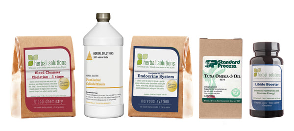 Herbal Solution Anti-Aging
