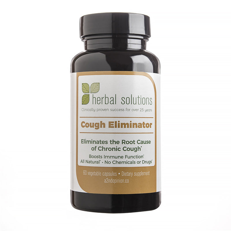 Cough Eliminator Bottle Image