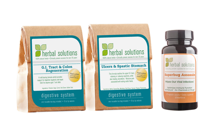 Digestive System Reboot