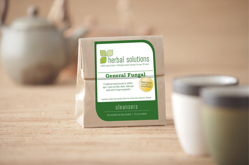 General Fungal Cleanse