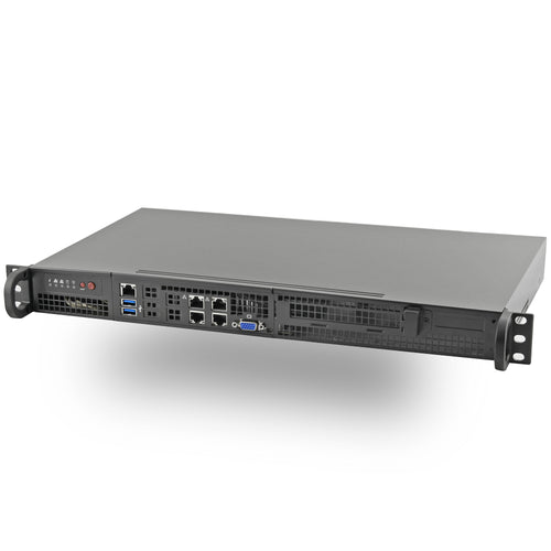 VMware Certified - Supermicro SYS-5018D-FN4T Intel Xeon D 8-Core 1U Front I/O Rackmount
