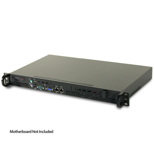 Supermicro Mini 1U Front IO Rackmount Case w/ 200W Power Supply