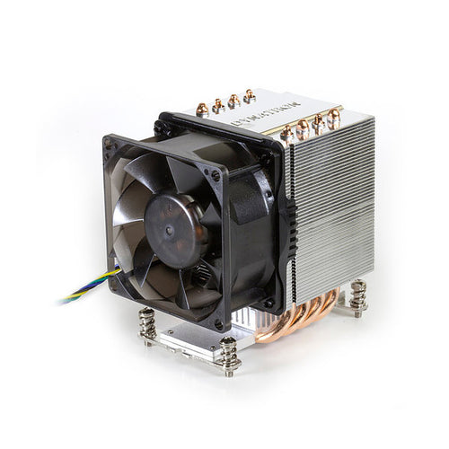 Dynatron A19 AMD Socket AM4 CPU Cooler for 3U Rackmount, 165W TDP