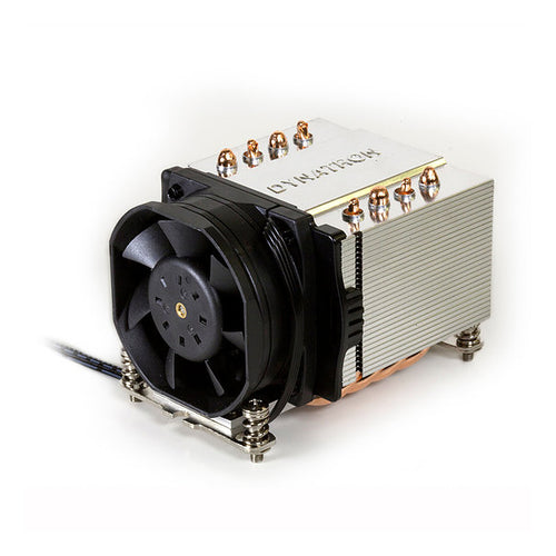 Dynatron A24 AMD Socket AM4 CPU Cooler for 2U Rackmount, 95W TDP