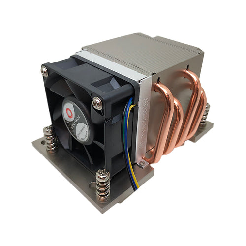 Dynatron A26 AMD Socket SP3 CPU Cooler for 2U Rackmount, 180W TDP