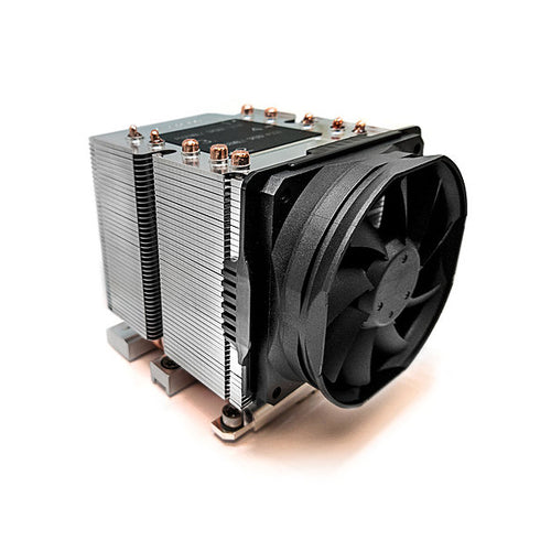 Dynatron B14 Intel LGA 3647 Square ILM CPU Cooler for 3U Rackmount, 205W TDP