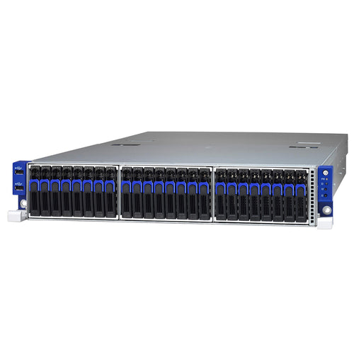 "Tyan Transport SX TN70A-B8026 AMD EPYC 2U Rackmount Server w/ 24x 2.5"" Hot Swap HDD/SSD Bays, 4x PCIe Slots"