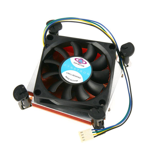 Dynatron T459 Low Profile LGA1151 Intel Core CPU Cooler