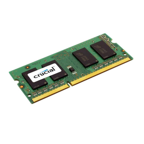 4GB Crucial 204-pin SODIMM DDR3-1600MHz Memory - CT51264BF160BJ