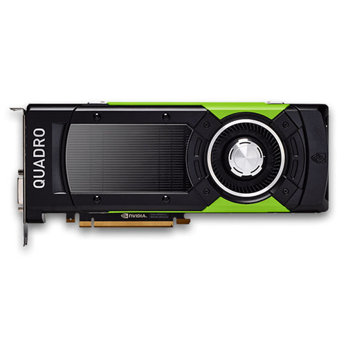PNY NVIDIA Quadro GP100 w/ 16GB HBM2 Memory Professional Dual Slot Graphics Card