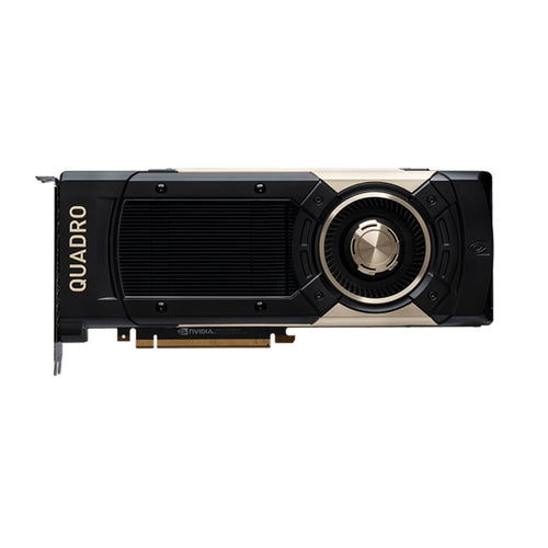 PNY NVIDIA Quadro GV100 w/ 32GB HBM2 Memory AI-Enhanced Volta Graphics Card