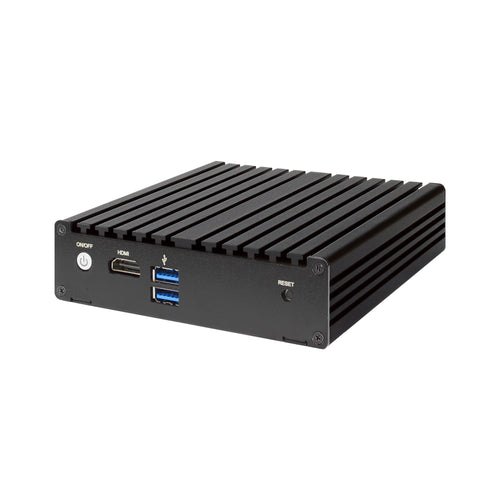 OPNsense Fanless Compact Open Source FreeBSD Firewall Solution, 4 x Intel GbE LAN