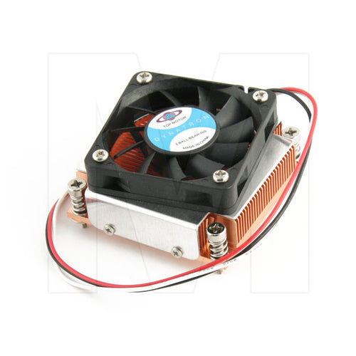 Dynatron I2: Socket G (PGA988) Intel Core i3/i5/i7 Mobile CPU Cooler