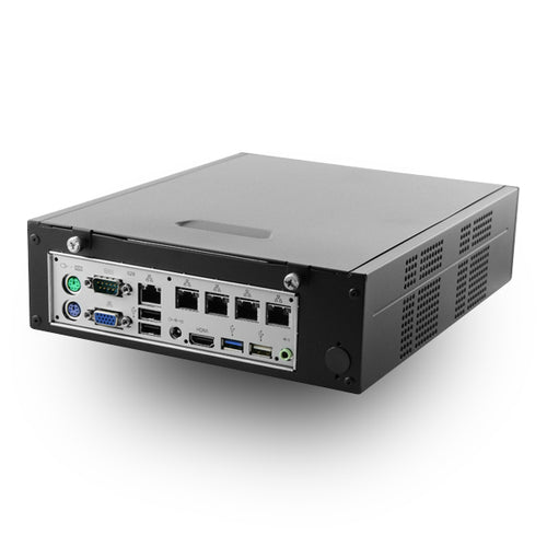 Jetway JBC200F9N-E4IN-B Intel N2930 Network PC w/ 5X Intel LAN, ADE4INLANG