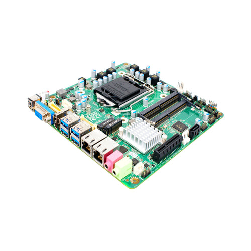 Jetway JNC8H-IH310 Coffee Lake S Thin Mini ITX Motherboard, Dual GbE LAN
