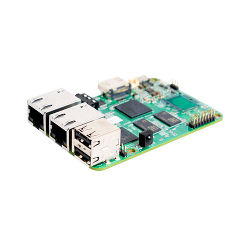 Jetway JR3328-DG2NL ARM Cortex A53 Femto ITX Motherboard w/ Dual LAN, 2GB DDR3L, 8GB eMMC Flash Storage