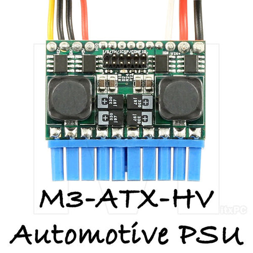 M3-ATX-HV Car PC 120W Automotive DC-DC Power Supply