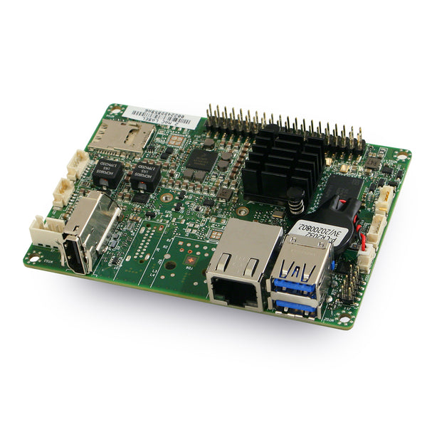 "Mitac ND108T-8MD Dual Core Pico-ITX 2.5"" SBC Motherboard, 2GB Memory, 16GB Storage"