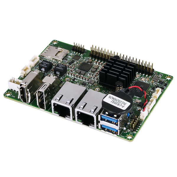 "Mitac ND108T-8MQ Quad Core Pico-ITX 2.5"" SBC Motherboard, 4GB Memory, 32GB Storage"