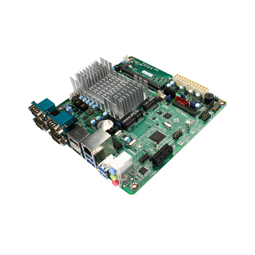 Jetway NF694L-3350 Mini-ITX Motherboard w/ Intel Apollo Lake Celeron N3350 Dual Core with Single Intel GbE LAN & 4 x Serial Ports