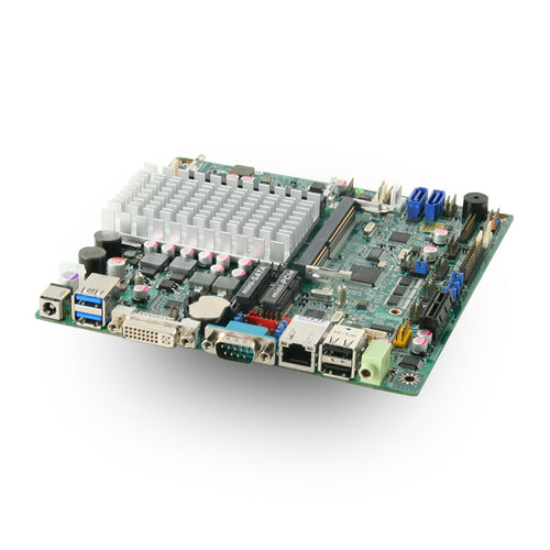 Jetway NF9M-3827 Intel Atom E3827 Dual Core Fanless Thin Mini ITX Industrial Motherboard