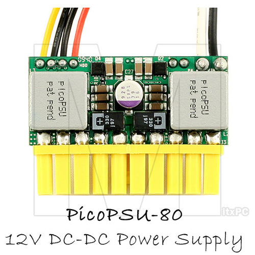 PicoPSU-80 80W 12V DC-DC ATX Power Supply