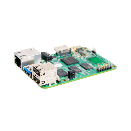 Jetway JR3328-DG2N ARM Cortex A53 Femto ITX Motherboard w/ 2GB DDR3L, 8GB eMMC Flash Storage
