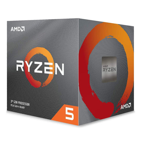AMD Ryzen 5 3600X 6-Core 3.8 - 4.4 GHz Processor, Socket AM4