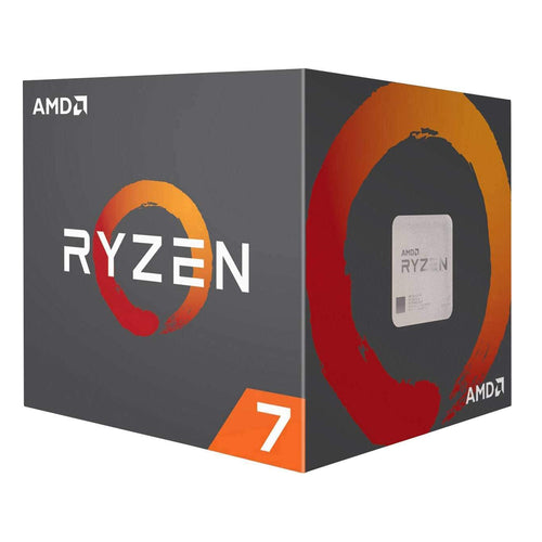 AMD Ryzen 7 3700X 8-Core 3.6 - 4.4 GHz Processor, Socket AM4