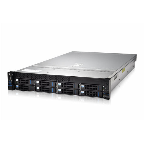 "Dual Intel Xeon Scalable 2U Rackmount Server w/ 8x Hot Swap 3.5"" SATA Drive Bays"