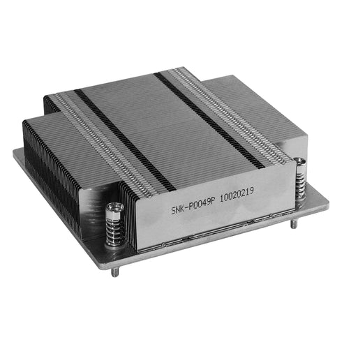 Supermicro SNK-P0049P Passive Enhanced Performance Heatsink for LGA1151 1U Rackmount
