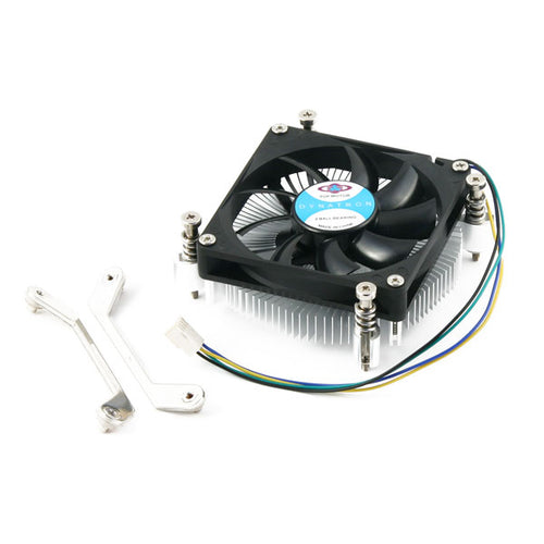 Dynatron T450 LGA 1150, 1155, 1156 Intel Core i3/i5/i7 Low Profile CPU Cooler