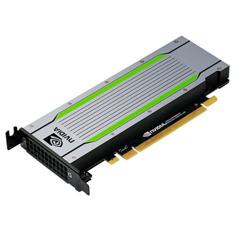 NVIDIA Tesla T4 Single Slot Low Profile GPU for AI Inference
