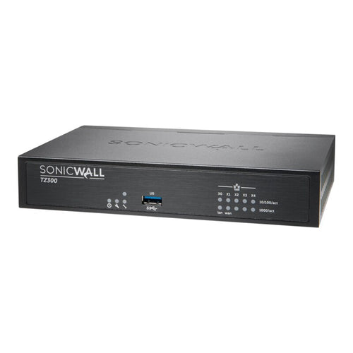 SonicWall TZ300 Advanced Edition w/ TotalSecure