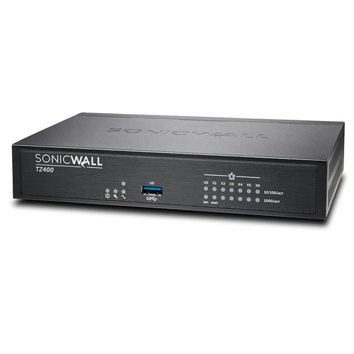 SonicWall TZ400 Wireless AC Advanced Edition w/ TotalSecure