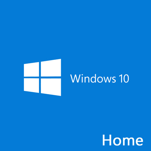 Microsoft Windows 10 Home 64-bit (OEM)