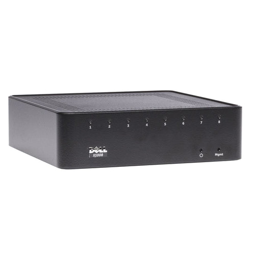 Dell Networking X1008 Smart Managed Switch with 8 GbE Ports
