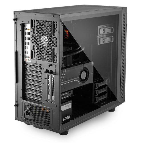 High Performance PC - Intel X299 with Core i7-7800X X-Series, 16GB DDR4 Memory, 256GB NVMe, 2TB HDD, GeForce RTX 2080 w/ 8GB GDDR6, VR Ready, WiGig 802.11ad, X31 Edition