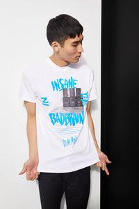 Bad Brain Graphic Tee