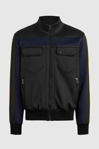 Nadya Track Jacket - Black
