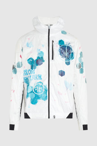 NEON FUTURE PAINTED WINDBREAKER #57