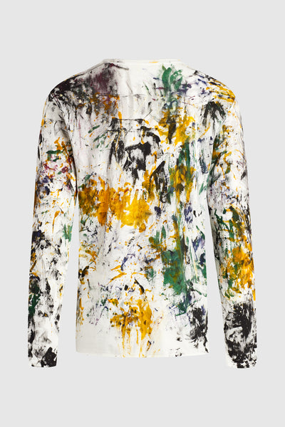 Painter's Long Sleeve Tee #10