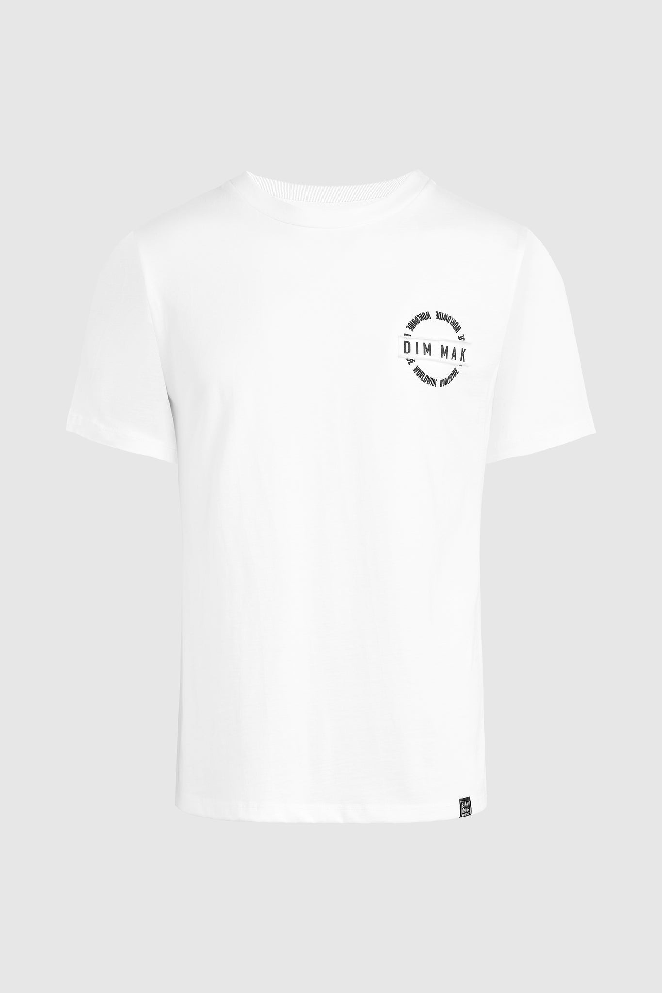 ESSENTIAL SHORT SLEEVE TEE - White