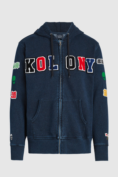Kolony By Any Means Necessary Hoodie #33