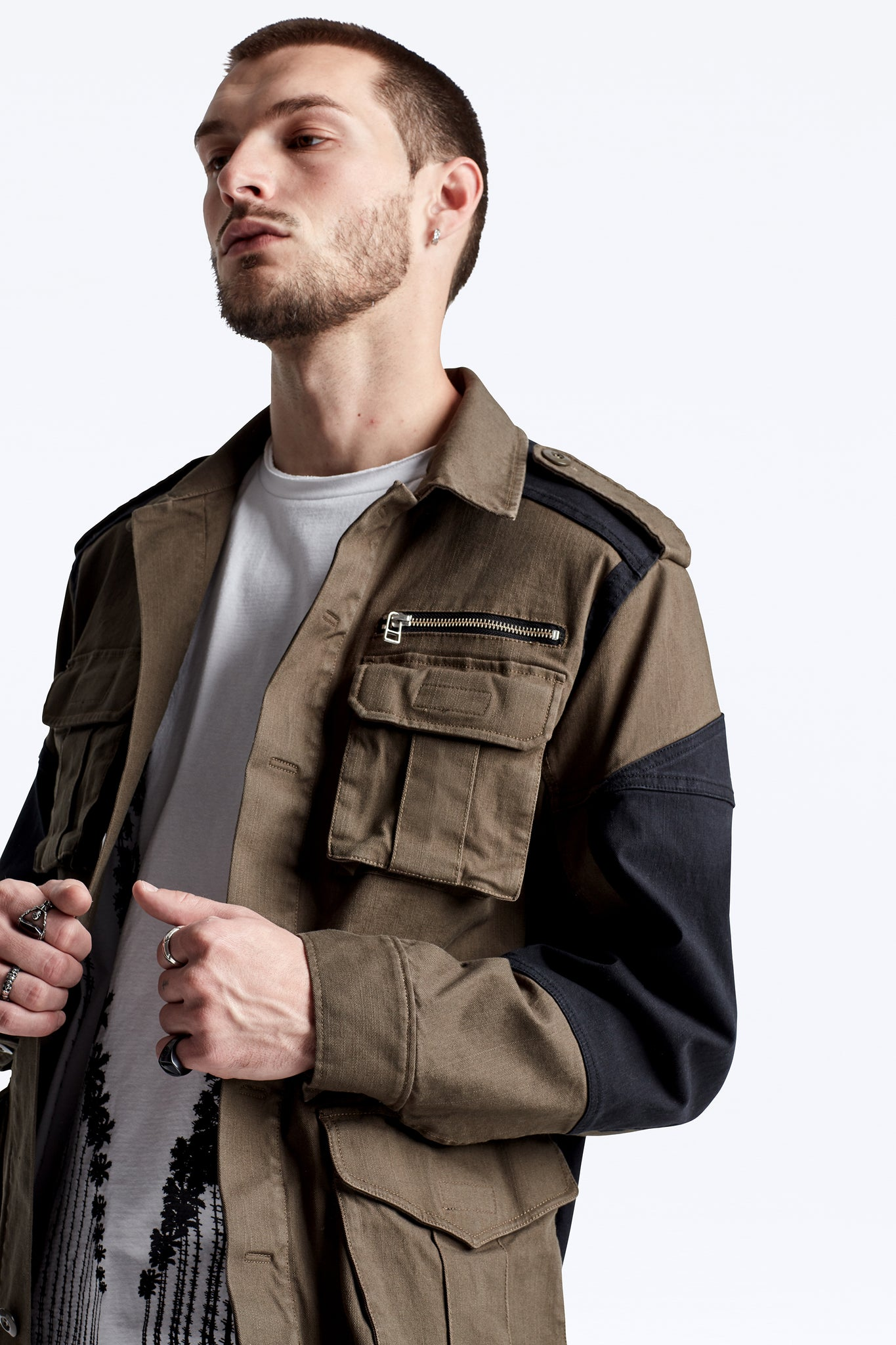 Hunterdon Field Jacket
